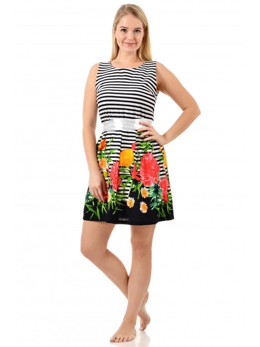 Платье кулирка Джулия №3045