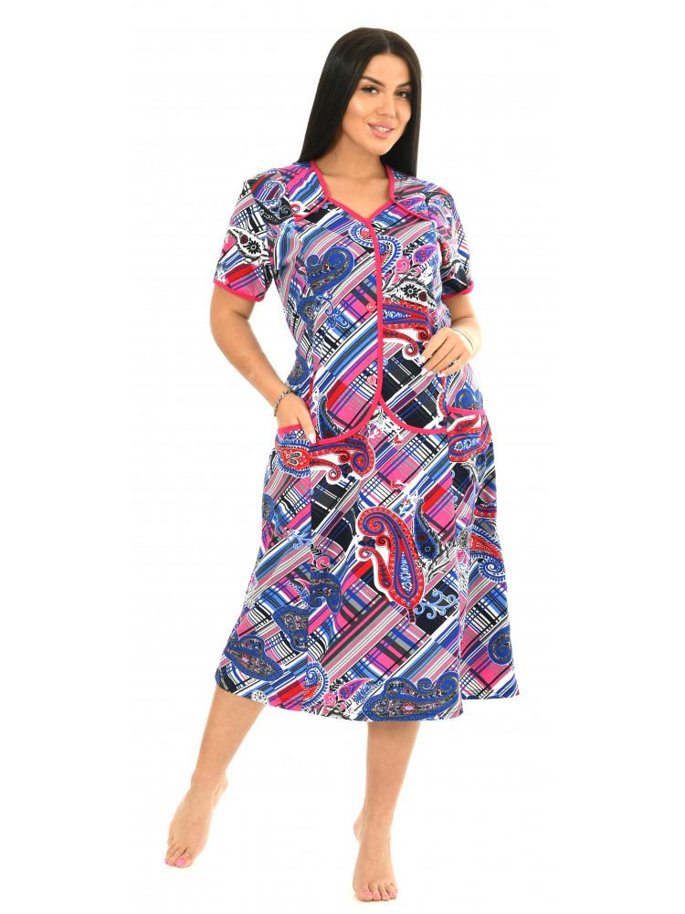 Платье кулирка № 3101