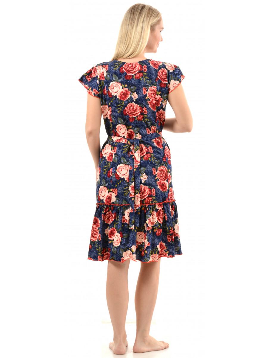 Платье кулирка Мимоза № 3020-2