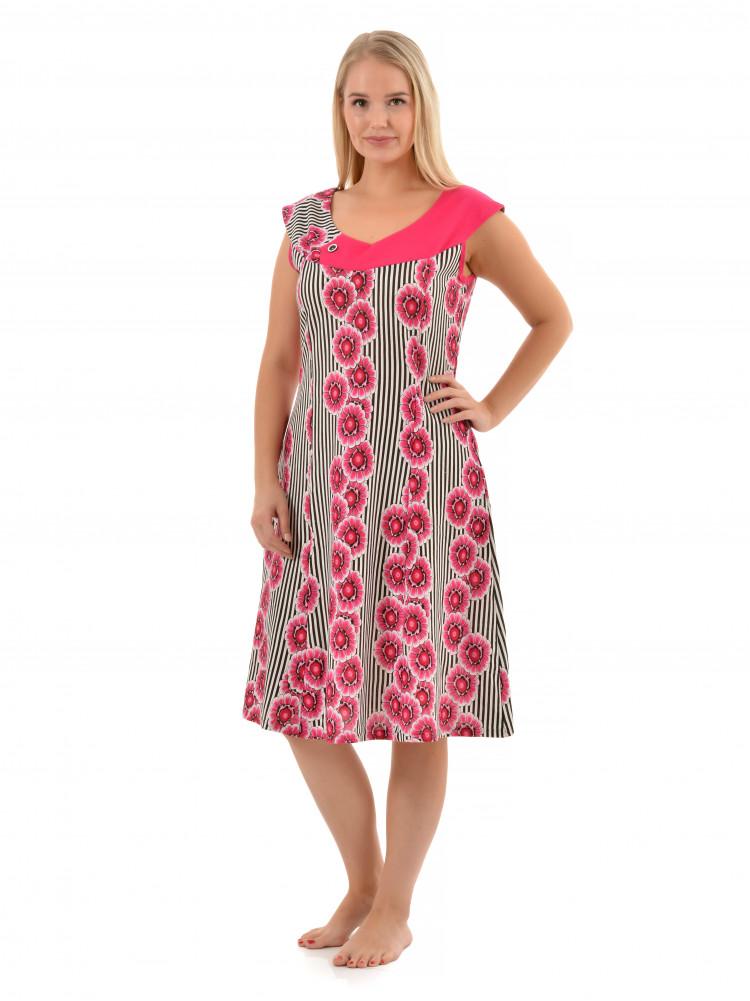 Платье кулирка Каролинаа № 3013-2