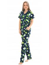 Пижама кулирка ICE брюки   № 1055-15