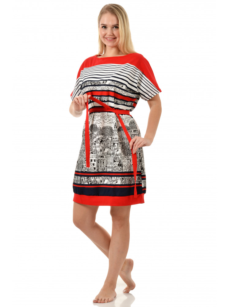 Платье кулирка Африка № 3012
