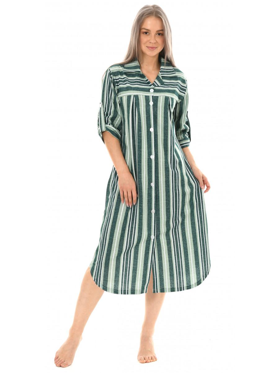 Халат-рубашка № 8441-8