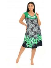 Платье кулирка Каролина № 3013-7